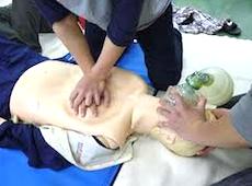 BLS(一次救命処置)を取得